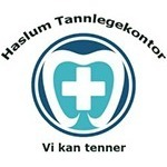 Haslum Tannlegekontor Pål Rydning, Jørn Thomas Gallefoss, Sindy Tran & Lovise Refsnes logo