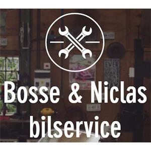 Bosse & Niclas Bilservice HB logo