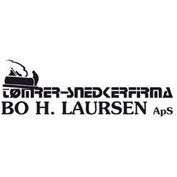 Tømrer- Snedkerfirma Bo H. Laursen ApS logo