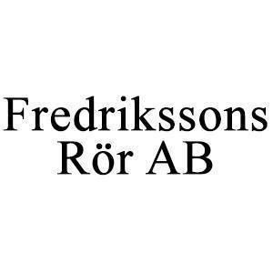 Fredrikssons Rör AB logo