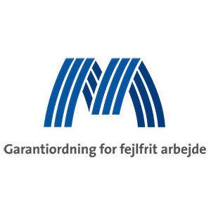 Malermestrene Bent Roer Næsted & John Leutenberger ApS logo