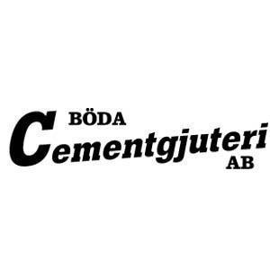 Böda Cementgjuteri AB logo