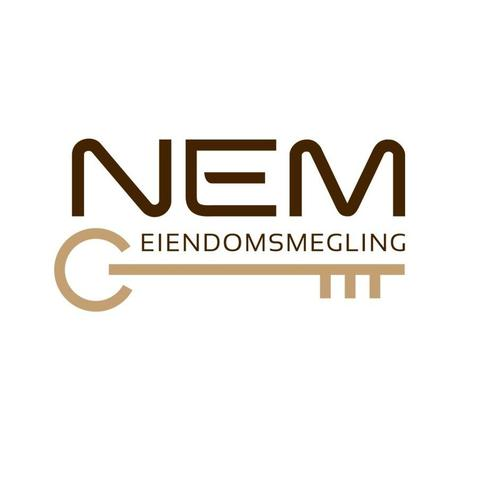 Nem Eiendomsmegling AS logo