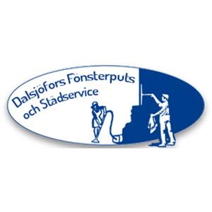 Dalsjöfors Fönsterputs & Städservice logo