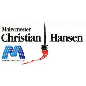 Malermester Christian Hansen logo