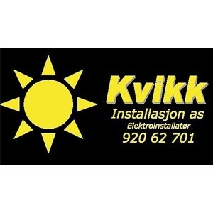 Kvikk Installasjon AS logo