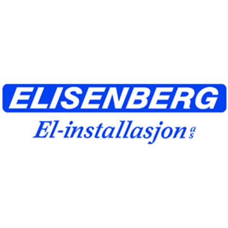 Elisenberg El-Installasjon AS logo