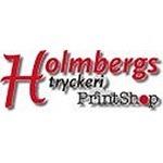 Holmbergs Tryckeri AB logo