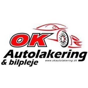 Ok Autolakering ApS logo