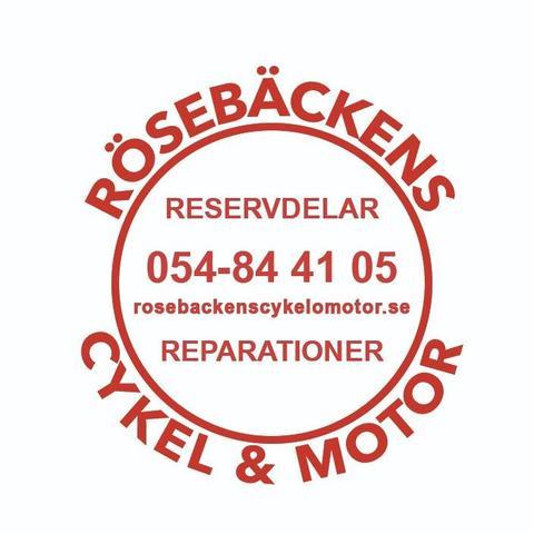 Rösebäckens Cykel & Motor logo