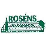 Roséns Blommor logo