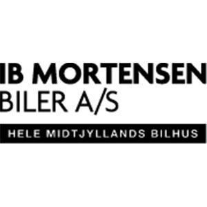 Ib Mortensen Biler A/S logo