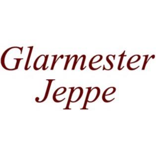 Glarmester Jeppe logo