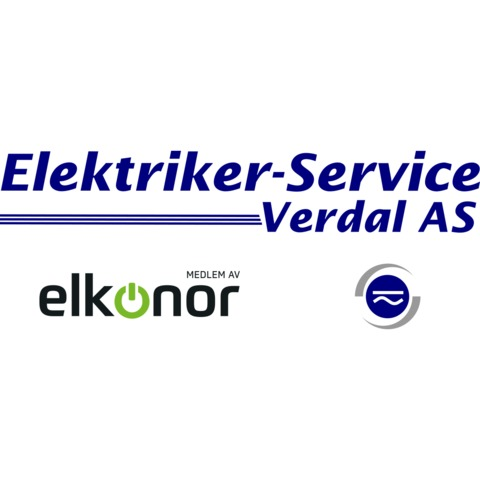 Elektriker-Service Verdal AS logo