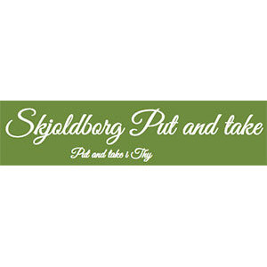 Skjoldborg Put and take logo