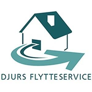 Djurs Flytteservice logo