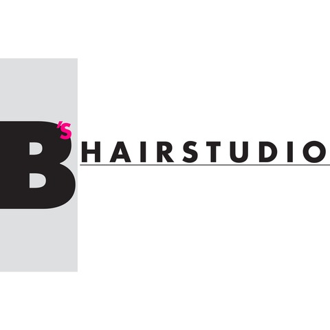 B's Hair Studio logo