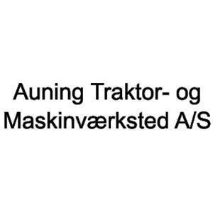 Auning Traktor- og Maskinværksted A/S logo