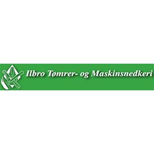 Ilbro Tømrer- og Maskinsnedkeri logo