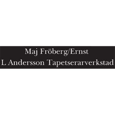 Ernst L Andersson Tapetserarverkstad/Fia Forsberg logo