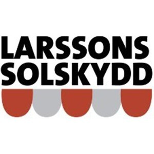 Larssons Solskydd logo
