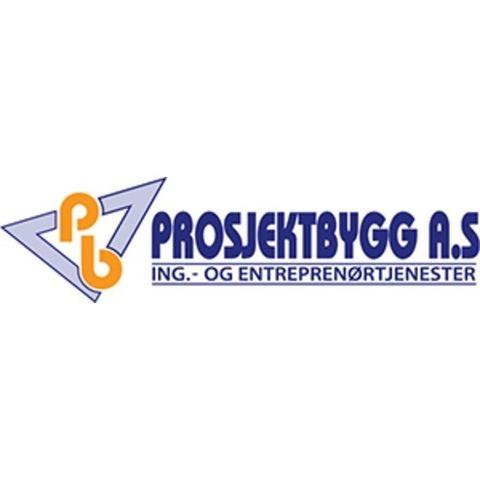 Prosjektbygg AS logo