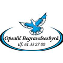 Opsahl Begravelsesbyrå AS logo