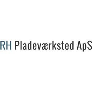 RH Pladeværksted ApS logo