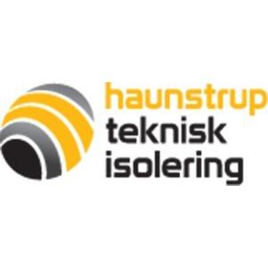 Haunstrup Teknisk Isolering ApS logo