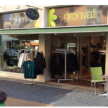 Frøken Grønvall v/Conni Grønvall logo