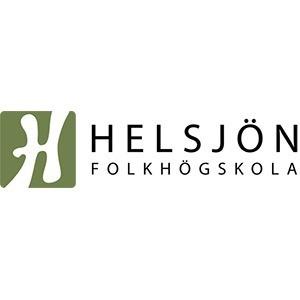 Helsjön Folkhögskola logo