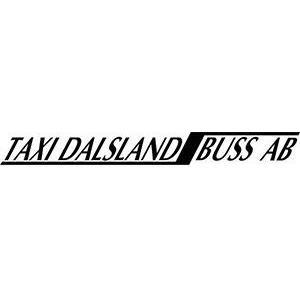 Taxi Dalsland Buss AB logo