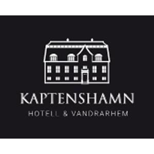 Halmstad Hotell & Vandrarhem Kaptenshamn logo