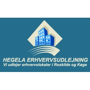 Hegela Erhvervsudlejning  ApS logo