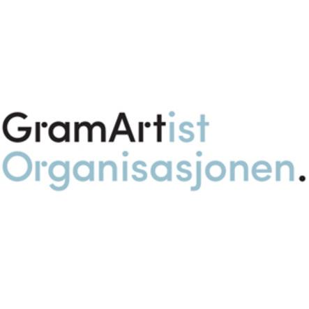 Artistorganisasjonen Gramart logo