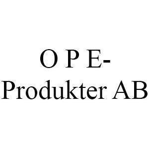 O P E-Produkter AB logo