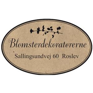 Blomsterdekoratørerne logo