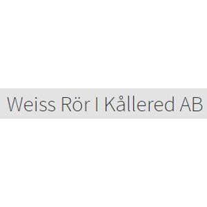Weiss Rör i Kållered AB logo