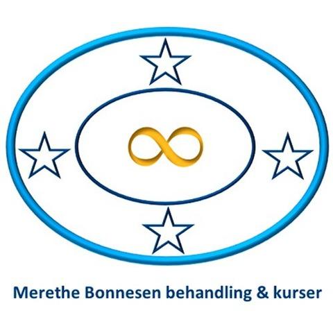 Merethe Bonnesen behandling og kurser logo