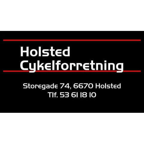 Holsted Cykelforretning logo