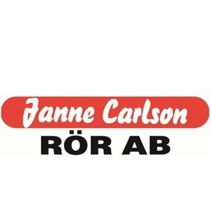 Janne Carlson Rör AB logo