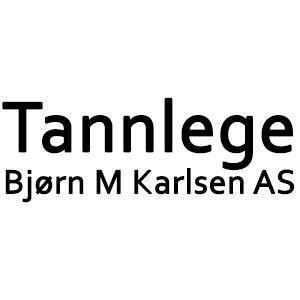 Tannlege Bjørn M Karlsen AS logo