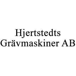 Hjertstedts Grävmaskiner AB logo
