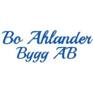 Ahlander Bygg AB, Bo logo
