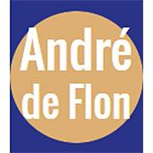 Naprapat André de Flon logo