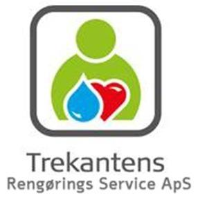 Trekantens Rengørings Service ApS logo