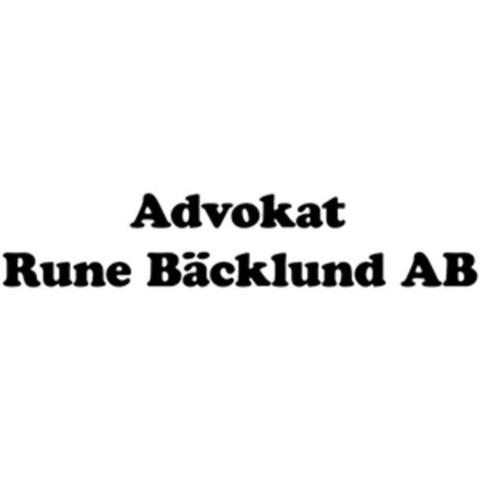 Advokat Rune Bäcklund AB logo