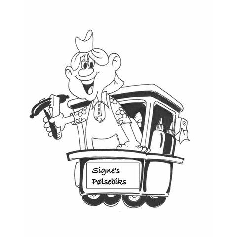 Signes Pølsebiks logo