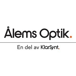 Ålems Optik logo