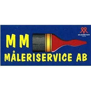 MM Måleriservice AB logo